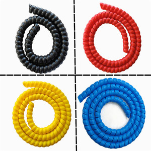 New Cable spiral protector for