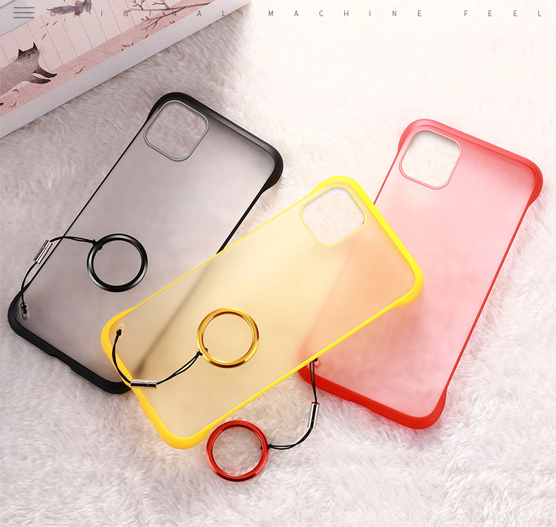 Frameless Slim Matte Hard Back Cases for iPhone 11/11 Pro/11 Pro Max 41