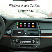 Apple Phone WiFi Android Auto Video Interface for BMW Series 1 3 5 6 7 X1 X3 X5 X6 Z4 CIC System GPS App CarPlay(China)