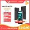 "UMIDIGI BISON 6GB/8GB+128GB NFC IP68/IP69K Waterproof Rugged Phone 48MP Quad Camera 6.3"" FHD+ Display Android 10 Smartphone"