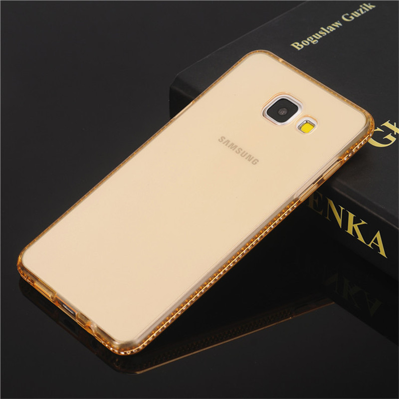 Diamond Case For Samsung Galaxy S6 S7 Edge S8 S9 Plus Note9 A3 A5 A7 J2 Prime J3 J5 J7 Pro 2017 J4 J6 J8 2018 Soft Phone Cover