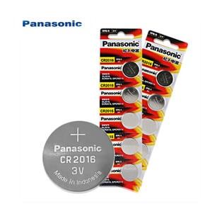 10PCS Original Panasonic Top Quality Lithium Battery 3V cr2016 Button Battery Watch Coin Batteries cr 2016 DL2016 ECR2016(China)