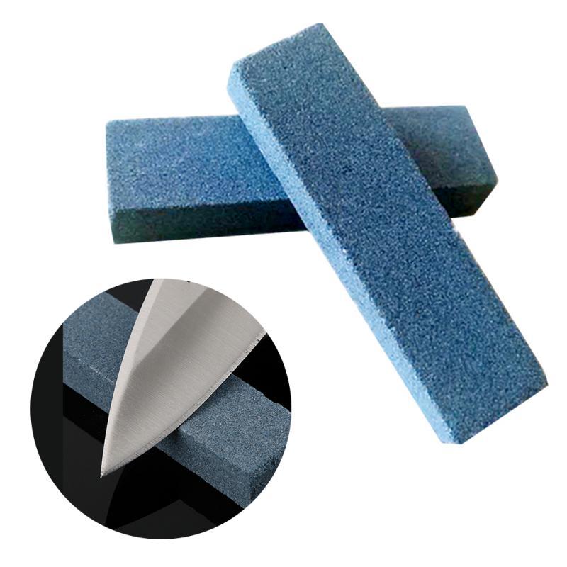 Напольный кухонный нож для кемпинга для Точилки мини-двухсторонний точильный камень Системы точильный камень хонинговальный набор для пик...