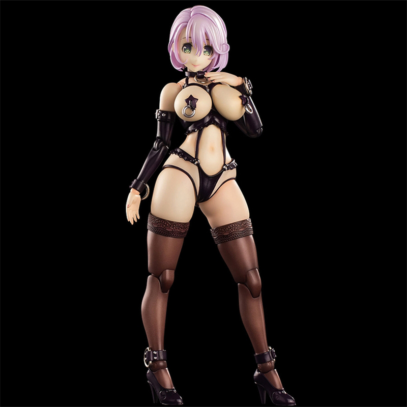 NATIVE SECOND AXE Type HENTAI Action Shizue Minase the SECOND AXE PVC Action Figure Anime <font><b>Sexy</b></font> <font><b>Girl</b></font> Figure Model Toys Doll Gift image