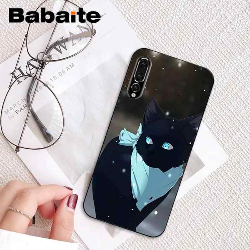 Babaite noragami yato anime personalizado foto caso de telefone macio para huawei p9 p10 plus mate9 10 mate10 lite p20 pro honor10 view10