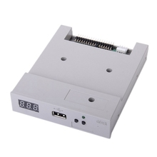 Version SFR1M44-U100K USB Emulator Gray 3.5In 1.44MB USB SSD Floppy Drive Emulator for Electronic Keyboard for Windows