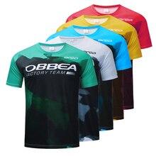 Bike Jersey Downhill Shirt Offroad Cycling Mtb Mx Enduro Maillot Summer New Vtt Men Homme