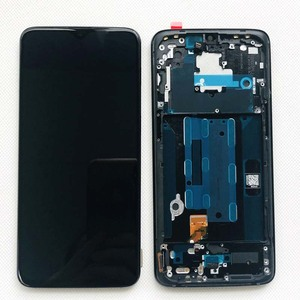 Image 2 - AAA Original AMOLED LCD Display For Oneplus 6T A6010 A6013 touch screen Digitizer Assembly 6.41 inch With Frame+gifts