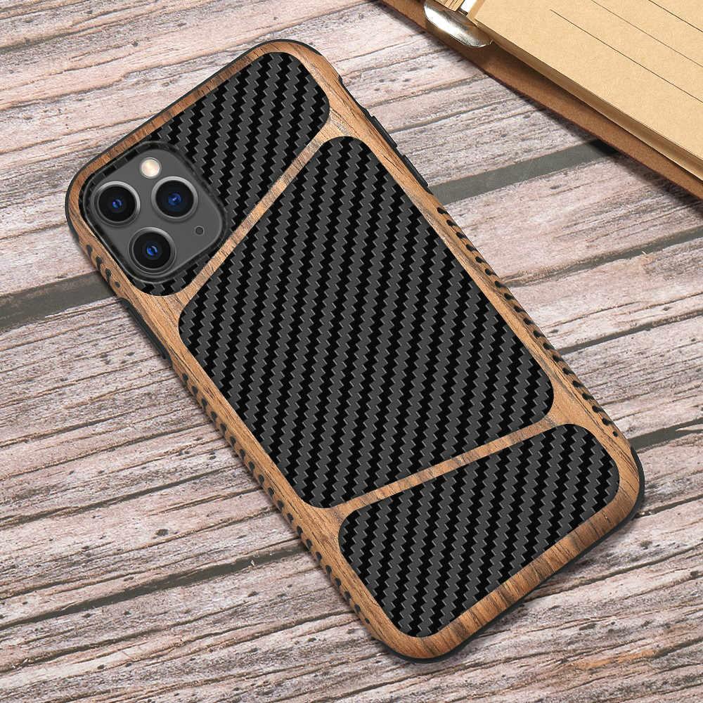 coque iphone 8 carbon fiber