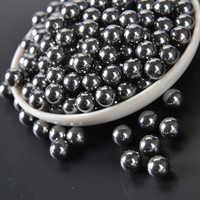 Hot sale 100pcs/lot 9mm 10mm 11mm Steel Balls outdoor Hunting Slingshot Pinball Slingshot Balls ammo Steel Balls For Sling shot