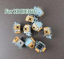 60 pçs/lote original novo 3d analógico vara sensor manche lidar com substituição para xbox 360 xbox360 ps2 controlador