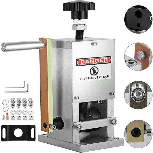 Machine à dénuder le fil de cuivre manuel 1.5-25mm