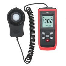 Портативный мини цифровой фотометр TASI, люксметр, ЖК-дисплей, измеритель освещенности 0-199999 люкс, измеритель освещенности, Цифровой Люксметр