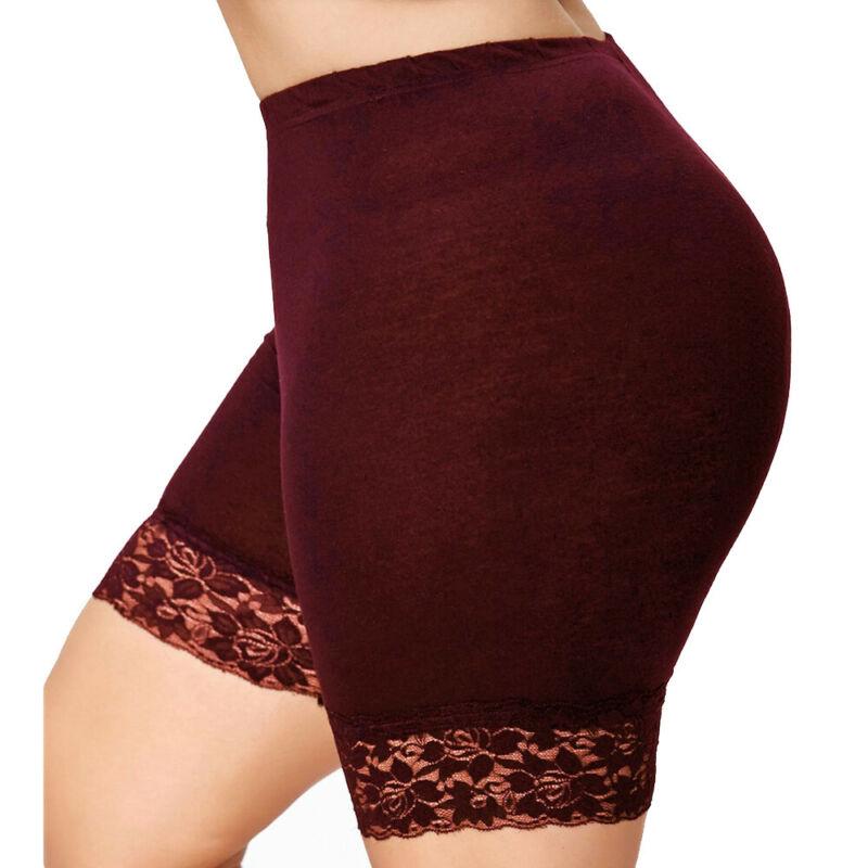 Plus Size Hot Sale Fashion New Shorts Women Elastic Under Shorts Size XL-4XL