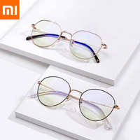 Xiaomi Double Defence Blue Light Glasses Metal Literature Xiomi smart Anti Blue Glass Eye Protector For Play Phone/Computer/Game
