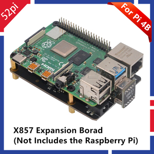 52Pi New! Raspberry X857 V1.0