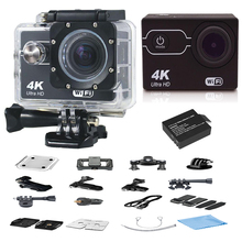 GOLDFOX SJ 4000 Action Camera Ultra HD 4K 30FPS WIFI 2.0