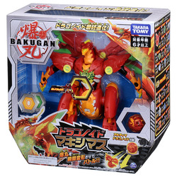 Takara Bakugan Grote Bal Ex001 Battle Brawlers Baku Bakucore Battle Planeet Tafel Game Dragonoid Bal Speelgoed voor Kinderen