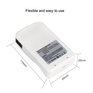 Image 2 - Palo Batterij Oplader 4 Slots Lcd scherm Intelligente Lader Voor Batterij Aa/Aaa Ni Cd Ni Mh Oplaadbare Batterijen