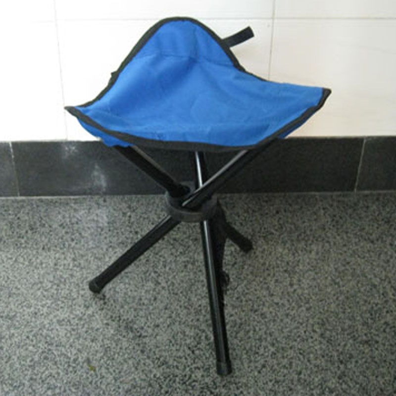 Hot Selling Outdoor Portable Stool Fishing Stool Camping Folding Chair Small Bench Folding Stool Processing Customizable 6708