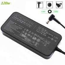 19V 6.32A 120W 5.5*2.5mm Charger Laptop Power Adapter for Asus PA 1121 28 A15 120P1A ADP 120RH B ASUS N750 N500 G50 N53S N55