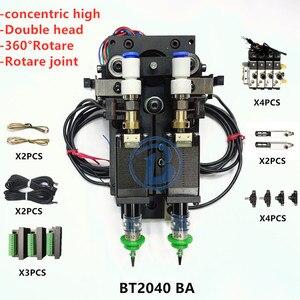 Image 4 - BT2040 SMT connecteur de montage bricolage, Nema8 arbre creux pour placer une Double tête