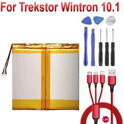 Аккумулятор для планшетного ПК трекстора Wintron 10,1 LWN12