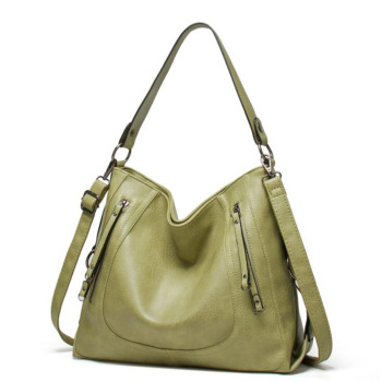 Stylish Women's Genuine Leather Tote Bags Carried As A Handbag Crossbody Bag Or Shoulder Bag