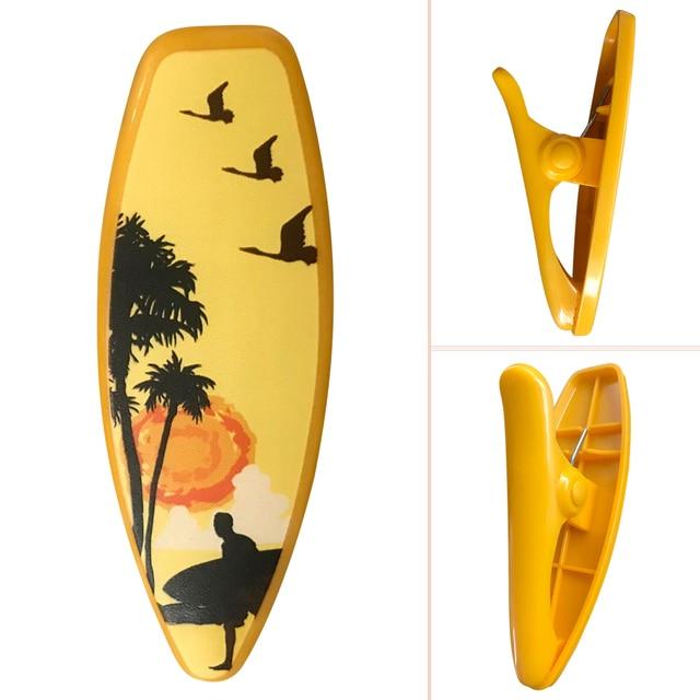 Clips de séchage pour serviettes de plage | Clips de séchage, Clip de retenue pour lits de soleil, chaise de soleil, vêtements décoratifs danimaux