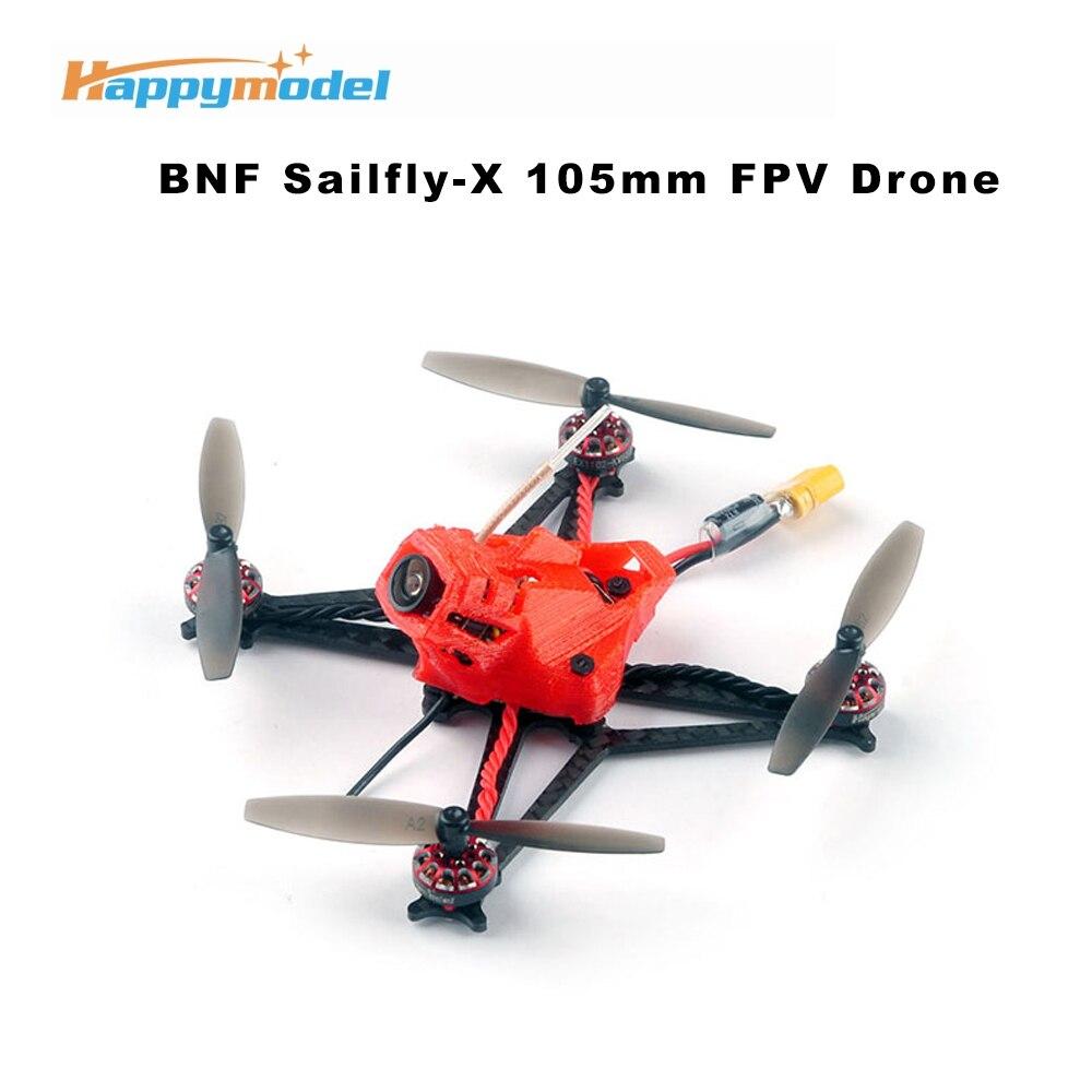 Happymodel sailfly x 105mm crazybee f4 pro v2.1 aio 비행 컨트롤러 2 3 s 마이크로 fpv 레이싱 무인기 pnp bnf 25 mw vtx 700tvl 카메라-에서부품 & 액세서리부터 완구 & 취미 의  그룹 1