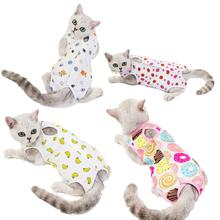 Cat Clothes For Soft Dog for Puppy Outfit Pet Coat Small