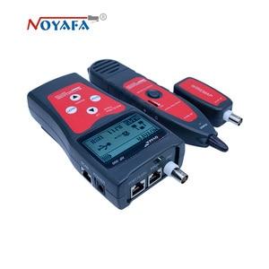 Image 4 - Тестер Lan NF_300 l, тестер кабеля RJ45 с ЖК дисплеем, сетевой монитор, проводной трекер без шумовых помех, NOFAYA NF 300