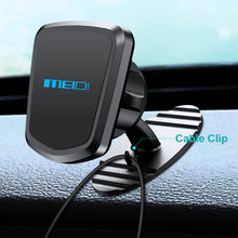"MEIDI Magnetic Car Phone Holder Dashboard Phone Mount Compatible with 3.5""-6.5"" Smart Devices Stand for iPhone Huawei Samsung(China)"