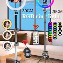 Led-Ring-Light Makeup Video-Live Tik Tok Orsda Selfie Ce with for Aro-De-Luz Para Hacer