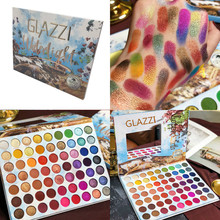 Summer Colorful Nude Eye Shadow Palette 63 Color Eyeshadow Shimmer Matte Glitter Waterproof Paleta De Sombra Makeup Pallete