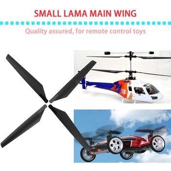 8 PCS Vehicles & Remote Control Toys 160mm Plastic Main Blades For Esky LAMA V3 V4/ walkera 5#4 5-8