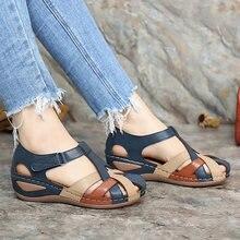 Женские повседневные сандалии с открытым носком Нескользящие