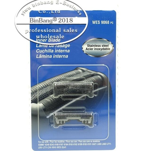 Tıraş makinesi jilet kafa bıçak WES9068 ES ST25 ES RT25 ES RT34 ES RT64 ES RT74 ES RT84 ES8161 ES8162 ES8163 ES8171 ES8172 ES8176