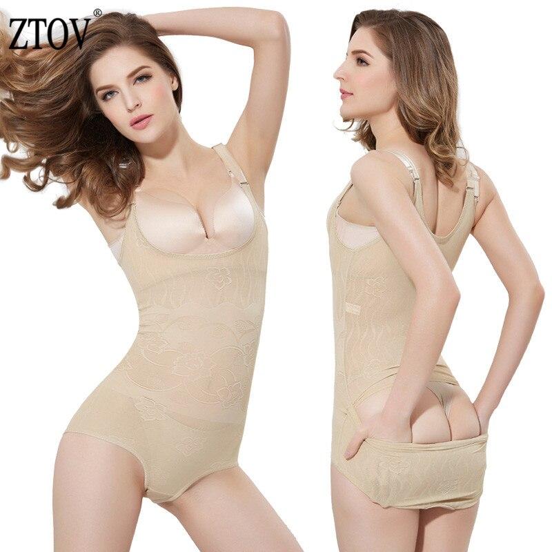 ZTOV Postpartum Slimming Underwear Shaper Bodysuit Body Shaper Slim Belt Belly Underwear Ladies Shapewear Body Slim Belt Belly
