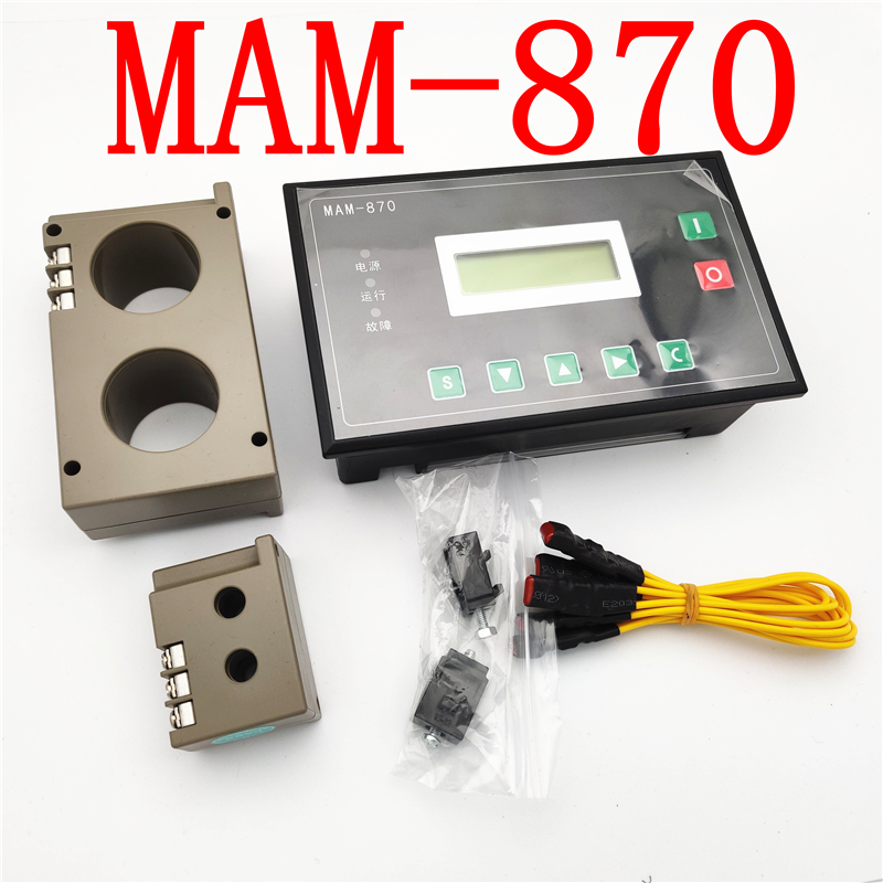 New Mam-870bv100 air compressor computer board PLC controller 15kw 7.5kw air compressor panel