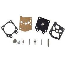 Vergaser Reparatur Dichtungen Kit Muster Teil Für Stihl 024 MS240 026 MS260 Kettensäge Modelle Vergaser Reparatur Dichtung Kit