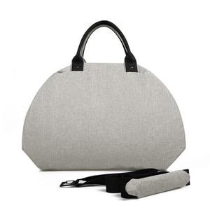 Image 4 - CAI Casual Shopping Handbag Messenger Shoulder Travel Bag Briefcase Laptop Waterproof Cross body Sling Hobos Tote Bags for Women