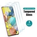 1/2/3 шт. HD твердое Переднее стекло для телефона Samsung A21 A11 A01 Защитное стекло для Samsung Galaxy A71 A51 A41 A31 жесткое защитное стекло