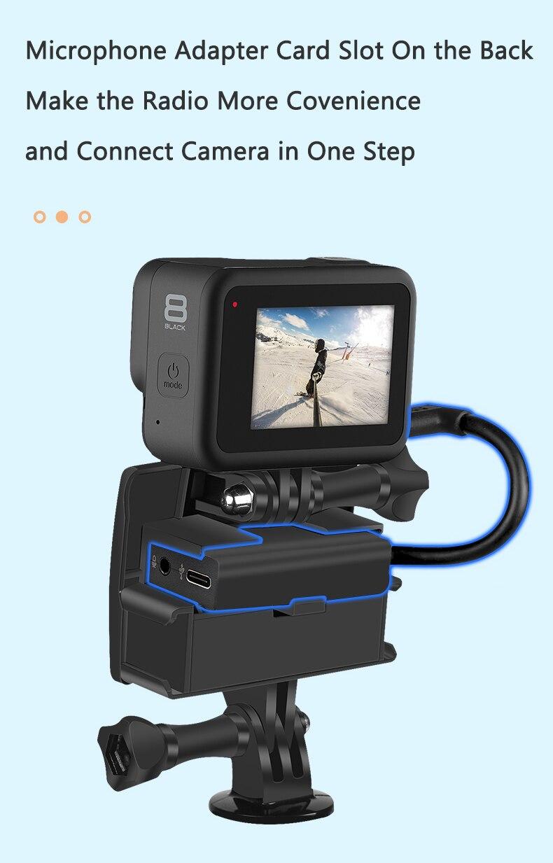 7 6 5 osmo sjcam câmera de