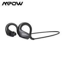 MPOW DS6 Tai Nghe Không Dây Bluetooth Tai Nghe 5.0 Thể Thao Tai Nghe Nhét Tai Có Micro IPX6 Chống Nước Bass + Âm Thanh Cho Iphone 11