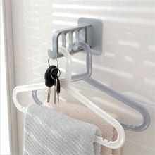Крючок для ванной комнаты, настенная вешалка для одежды, вешалка для сушки, крючок для хранения одежды для гостиной, пояс для одежды, полка для хранения, 14*8 см