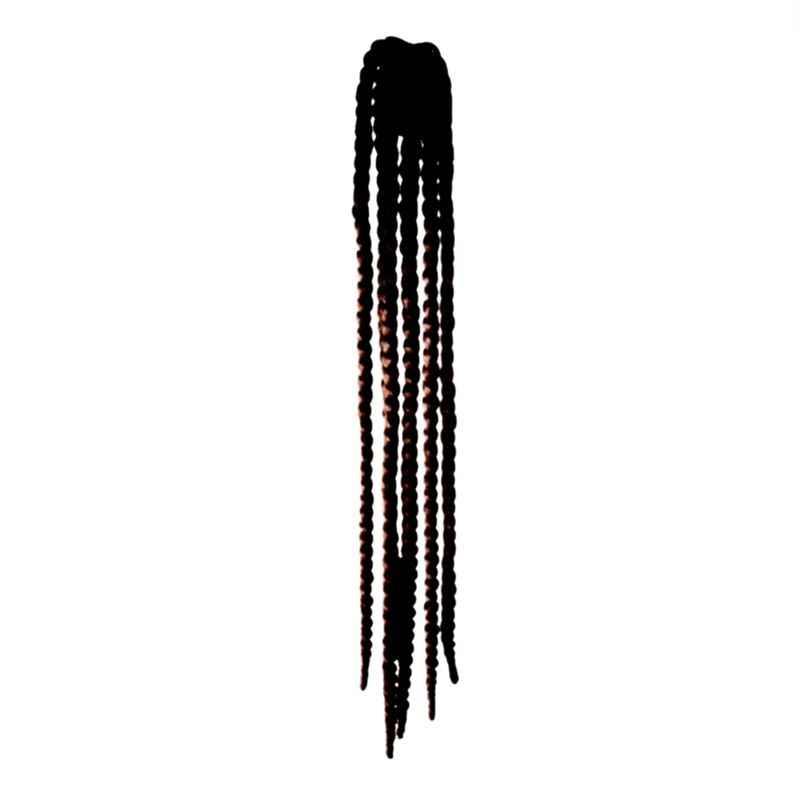 2019 Baru Wanita Rambut Ekstensi Bun Ekor Kuda Pemegang Elastis Curly Wig Sopak Scrunchie Pesta Cosplay Wig