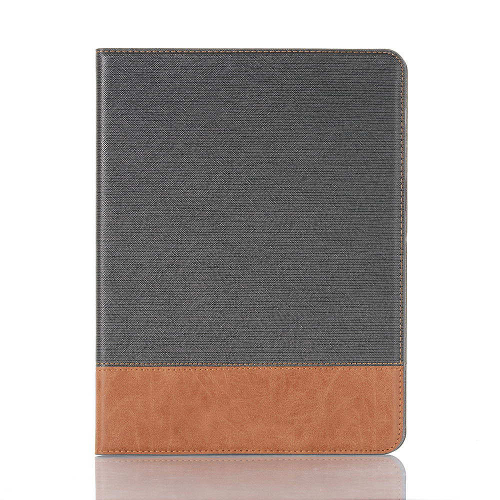 For Leather Pro Case Tablet Funda 12.9 Case iPad 2020 2018 Protective Cover Folding