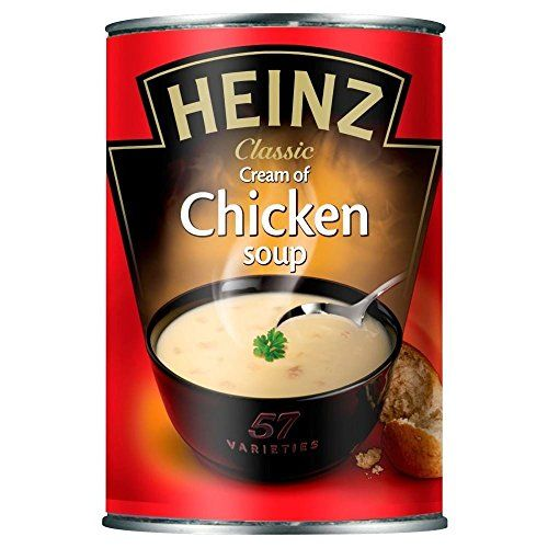 Heinz Classic Cream Of Chicken Soup (290g)