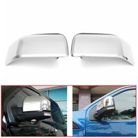Hot Set Car Chrome Sticker Door Handle Rearview Mirror Tailgate Reverse Camera Cover Trim For Ford F150 2015 2016